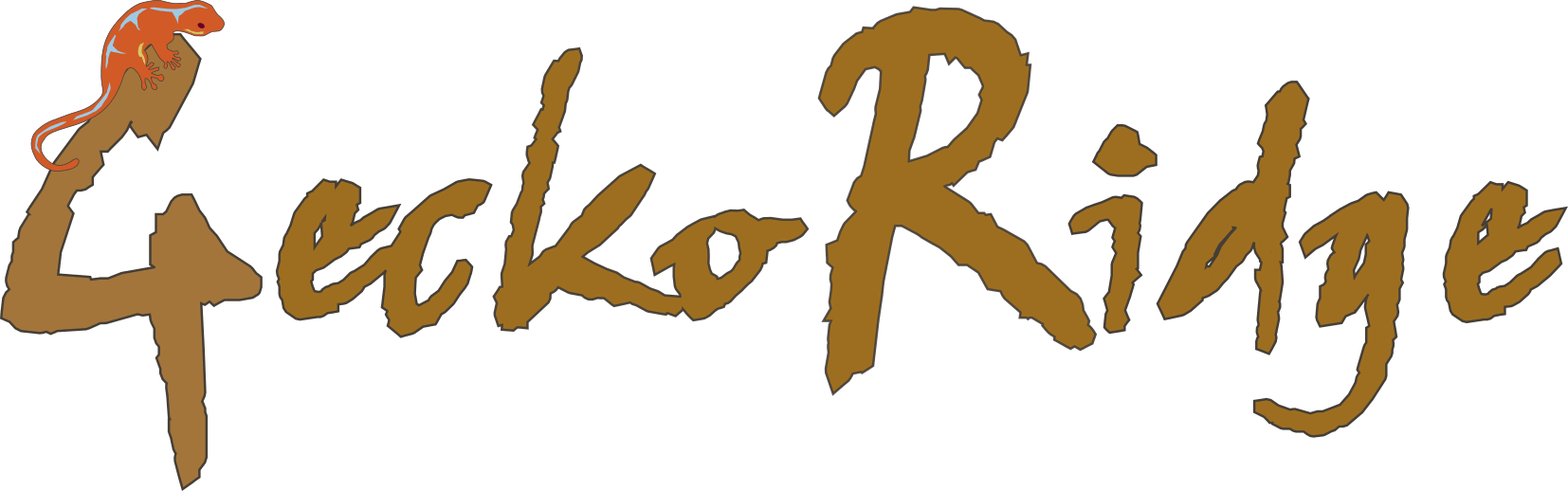 Gecko Ridge, Swakopmund Logo